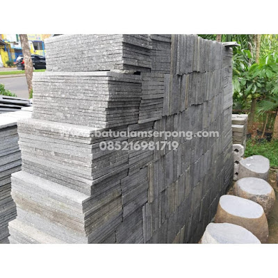 Ready stock batu bali grey