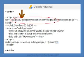 cara menghilangkan pagead2.googlesyndication
