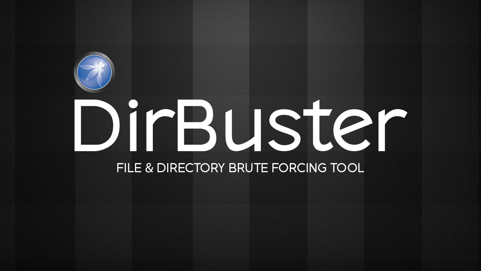 DirBuster -  File & Directory Brute Forcing Tool