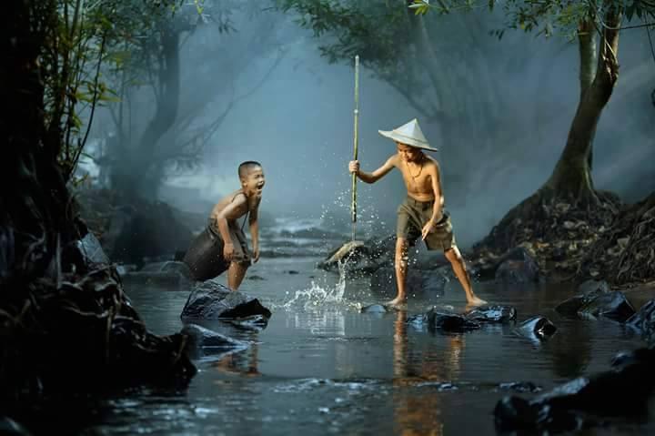 Keindahan Fotografi Alam Desa