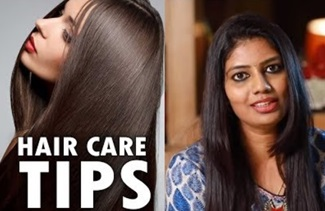 How to maintain your hair at home!