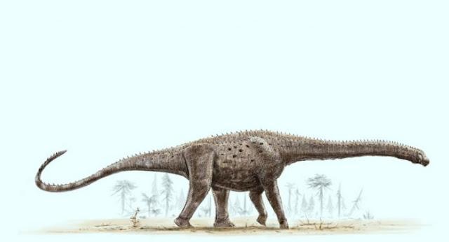 7 Fakta Argentinosaurus