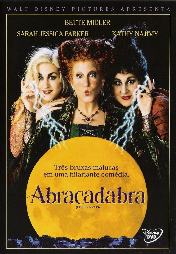 Abracadabra – Dublado (1993)