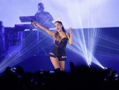 Ariana Grande tendrá su 'docuserie' en YouTube