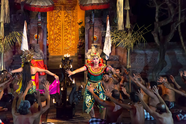 Ubud Bali Things to do kecak dance