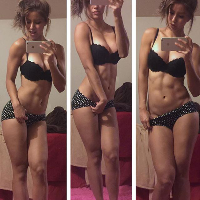 Fitness Model Kayli Ann Phillips 01