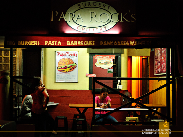 Papa Rock's Burger in Marikina