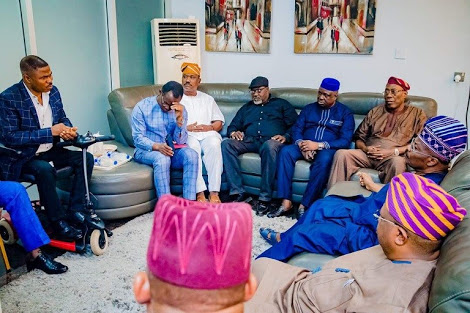 Ayefele Opens Up About Meeting With Governor Ajimobi