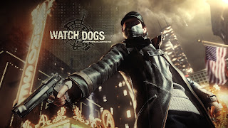 Watch Dogs PS4 Wallpaper