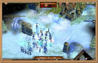 Age of Mythology Gameplay PC