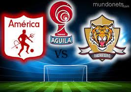 Tigres FC vs América de Cali