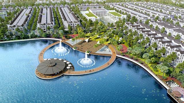 Biệt thự liền kề Flc LakeVille SonLa, Sơn La dự án view trực diện hồ điều hòa cv Tuổi Trẻ