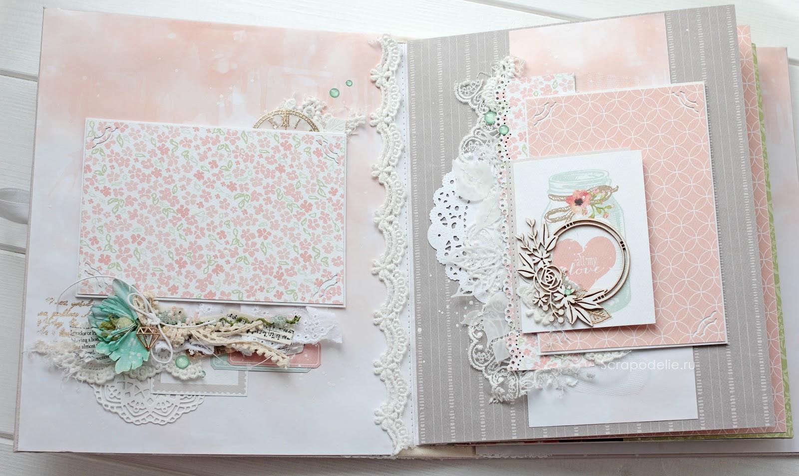 Свадебный альбом Наша Свадьба Алены Макаровой фото 1