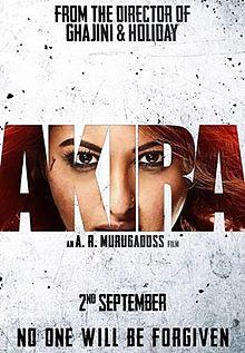 Akira (2015) Full Hindi Movie Watch Online Free