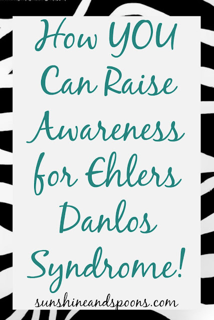 How YOU Can Raise Awareness for Ehlers Danlos