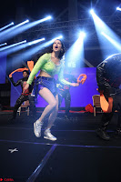 Sunny Leone Dancing on stage At Rogue Movie Audio Music Launch ~  168.JPG