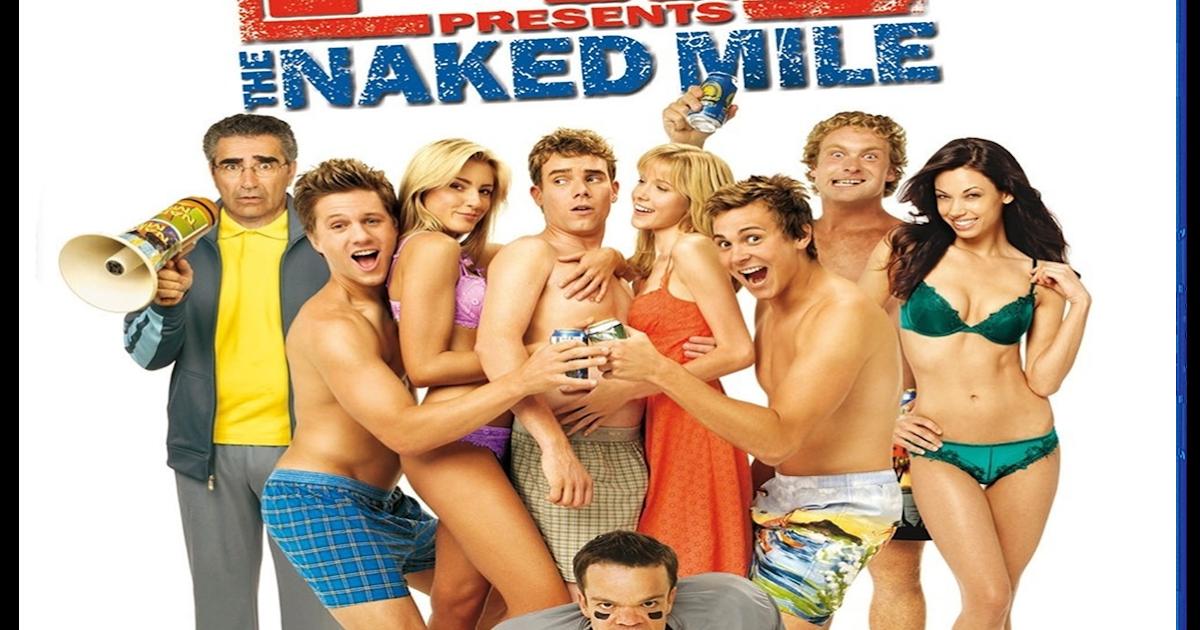 Hot Naked Mile Soundtrack Gif