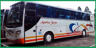 Nomor Telepon Agen Bus Aneka Jaya