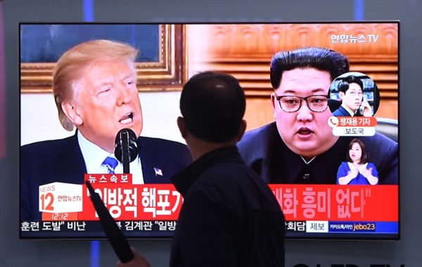 Politics Today:  North Korea To Destroy Nuclear Site Despite US Summit Doubts