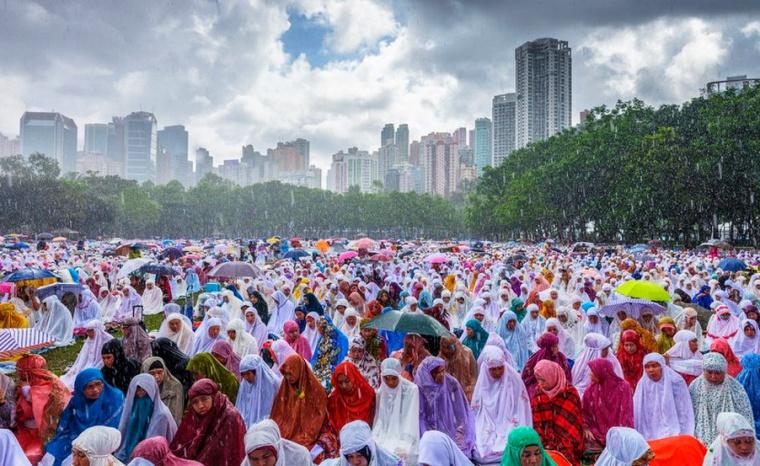 Berikut Adalah Waktu dan Lima Titik Lokasi Akan dilaksanakannya Sholat Idul fitri Yang Tersebar di Hong Kong