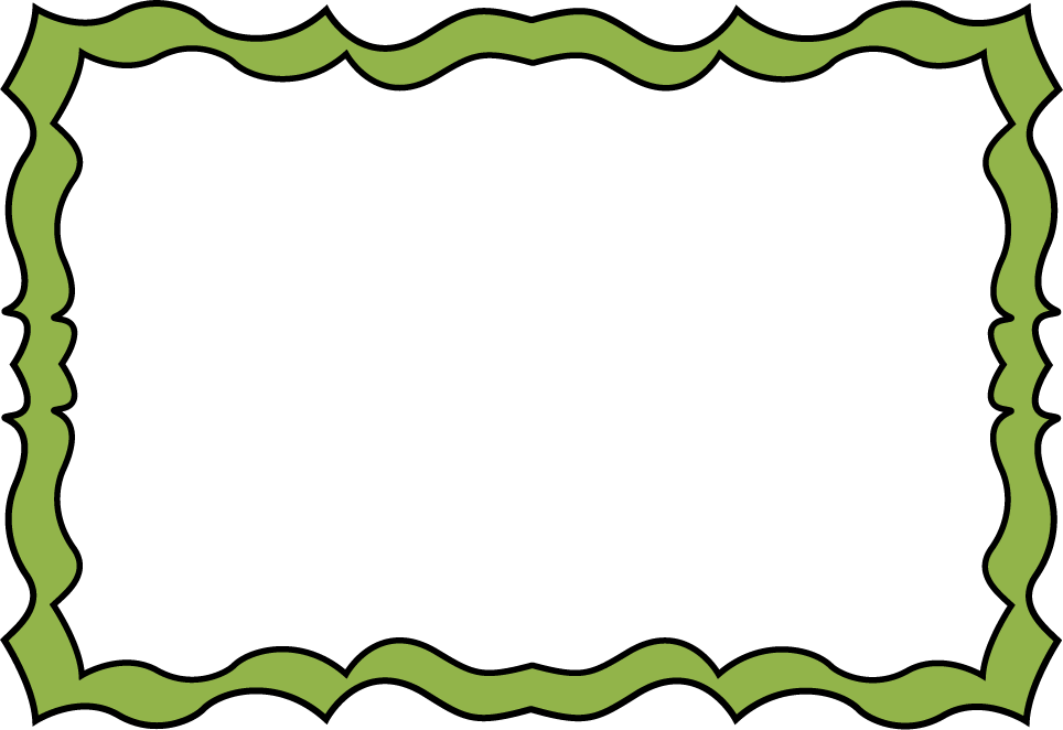 Pretty Free Printable Borders, Frames, Toppers or Labels