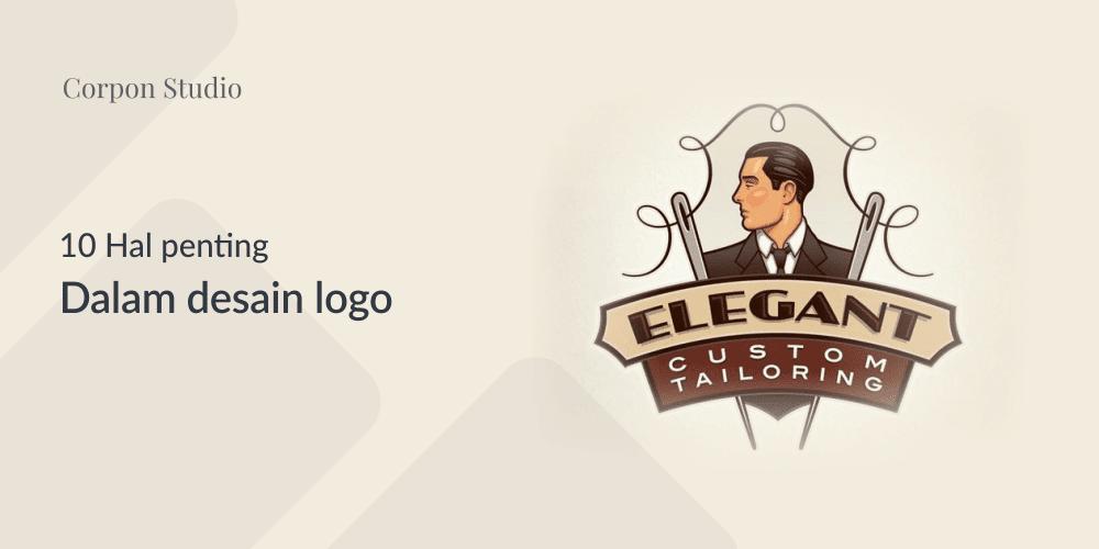 Hal yang harus diperhatikan dalam desain logo