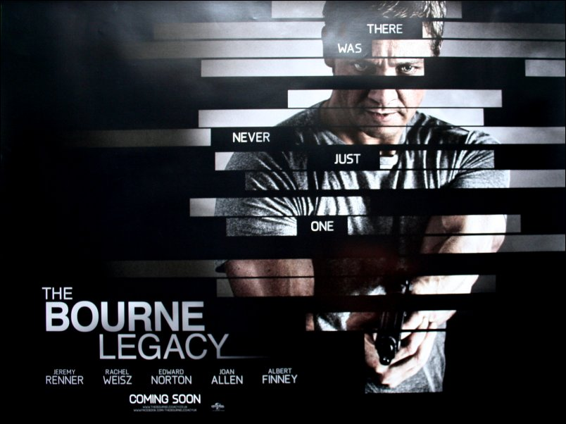 Jason Bourne Legacy