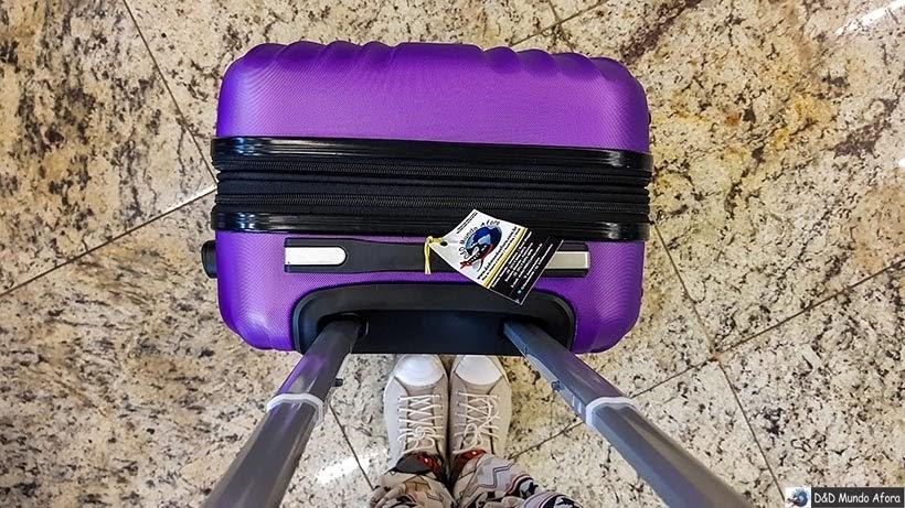 Seguro bagagem: seguro viagem cobre extravio de bagagem e outros danos à mala