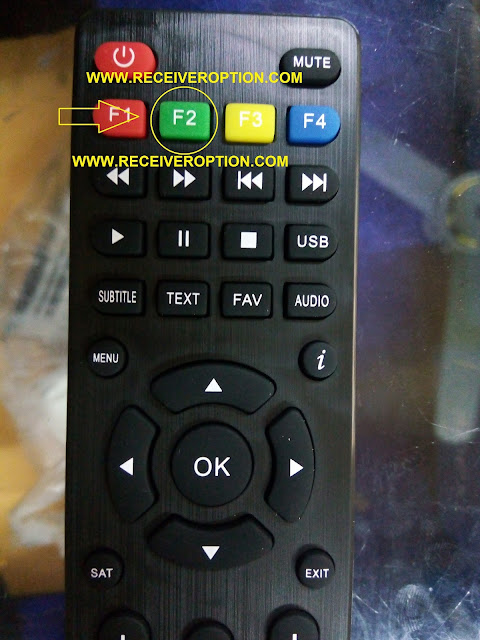 STAR TRACK 750HD PLATINIUM RECEIVER BISS KEY OPTION