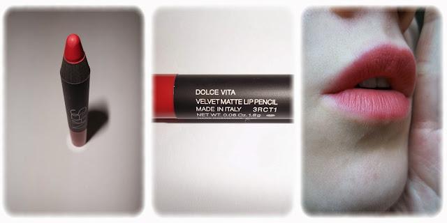 Crayon à lèvres Velours Mat Teinte Dolce Vita - NARS X Guy Bourdin