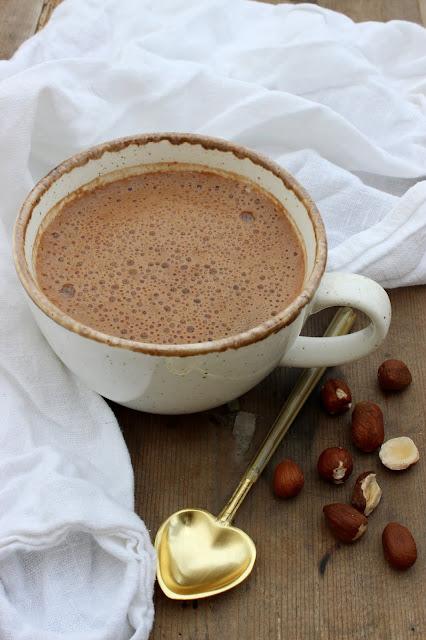 "3 Ingredient ""Nutella"" Hot Chocolate"