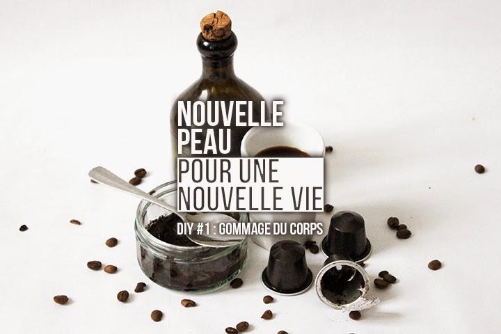 blog cuisine diy bordeaux bonjour darling anne laure diy nouvelle peau 1 gommage du. Black Bedroom Furniture Sets. Home Design Ideas