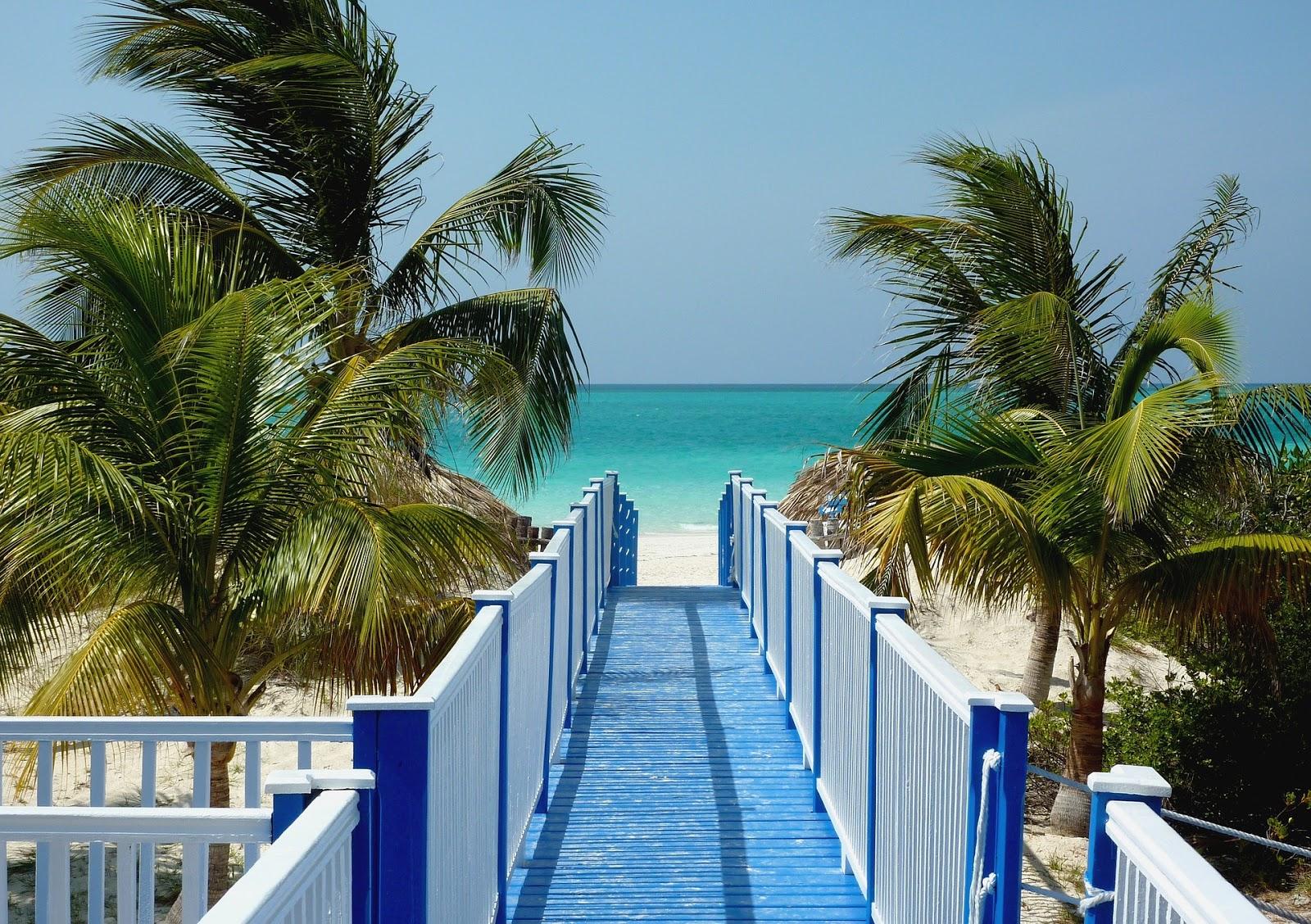 Karaiby Kuba Cayo Coco