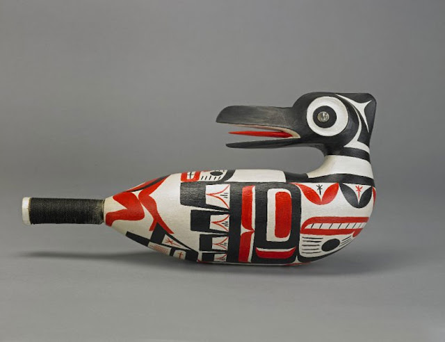 'Where the Thunderbird Lives: Cultural resilience on the Northwest Coast of North America' at the British Museum