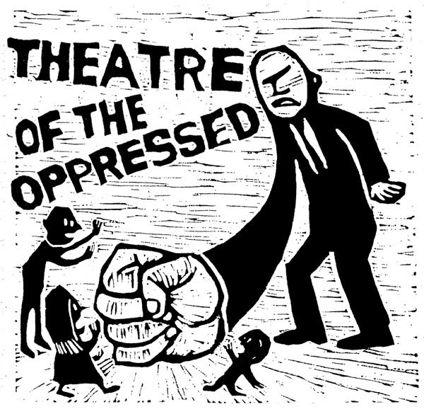 Philadelphia Theatre Of The Oppressed  Graphics For The