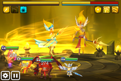 Summoners War: Sky Arena v1.7.5 Apk