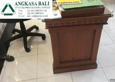 jual meja kerja kayu jati di bali furniture meja biro