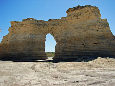 Gypsies At Heart Monument Rocks National Landmark Kansas