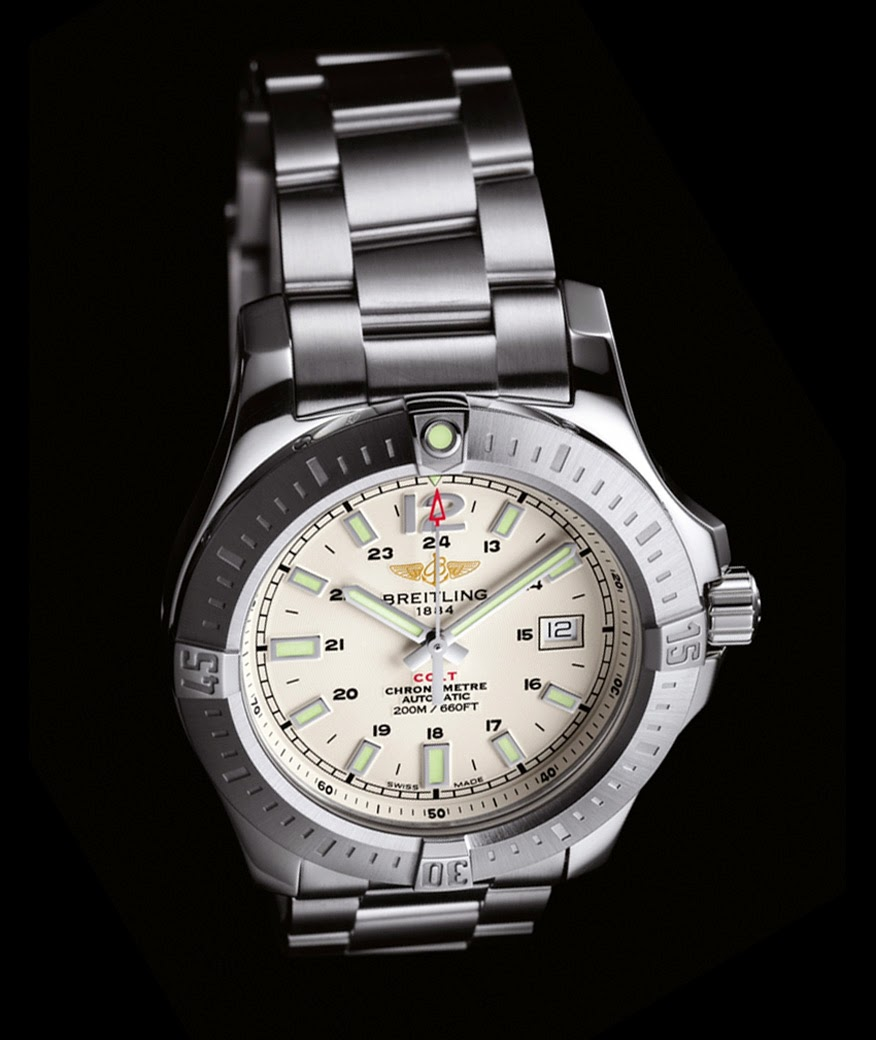 Breitling Bentley Leather Band: Breitling - Colt Automatic 2014