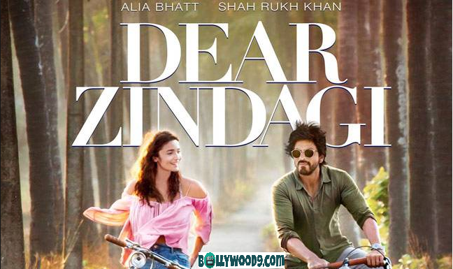 Dear-zindagi-shahrukh-alia-cycling-poster