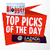 CaidoBlogger's Top Picks of the Day at Lazada PH [Big App Sale]