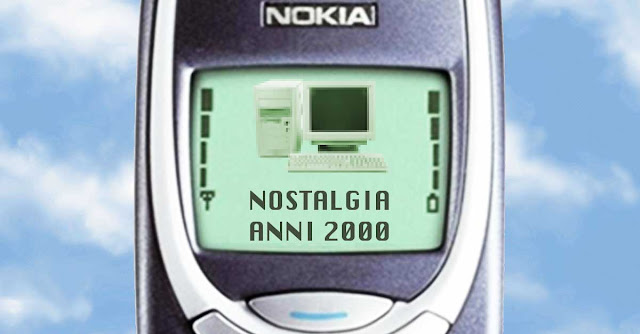 nostalgia anni 2000 internet