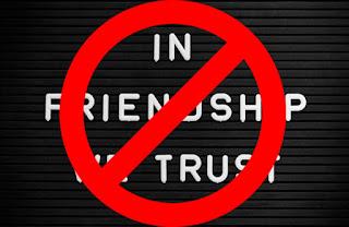 Trust in Relationships