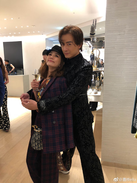 Joe Cheng, Ella Chen Reunion