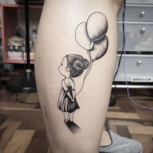 Contoh Foto Gambar Tattoo Keren Seorang Anak Gadis, Koleksi Tato Terbaru Paling Menarik Dan Elegan