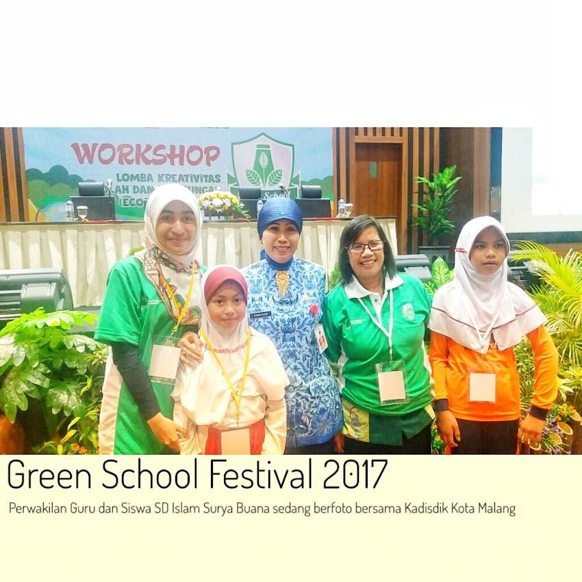 Belajar Peduli Lingkungan melalui Workshop Green School Festival 2017