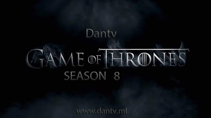 משחקי הכס עונה 8 / game of thrones season 8