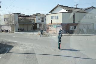 富岡町 桜まつり 危険困難区域