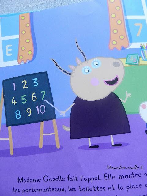 || Peppa va à l'école (Présentation & Avis)(Chut, les enfants lisent #28)