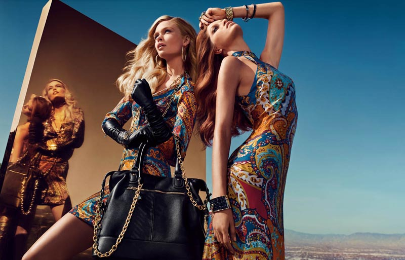 premium selection 96257 ee816 Guess by Marciano Fall 2012 Campaign - Glamourday Moda ...